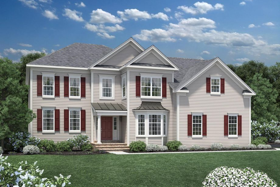 The Astor Is A Luxurious Toll Brothers Home Design Available At Warrington  Glen. View This