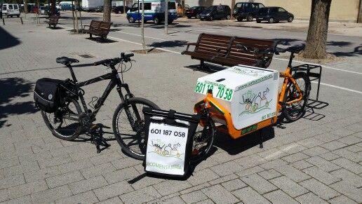 Team #urbanciclo #ecomensajeria #cargobike #bicimensajeria Albacete Messlife Www.urbanciclo.es - Tw: @urbancicloalba- f: Urban Ciclo - Instagram: @urbanciclo