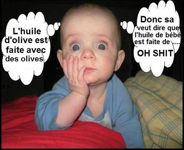 Idée par Marion Bonna sur mdr | Humour bébé, Blague drole pour enfant, Blagues en images