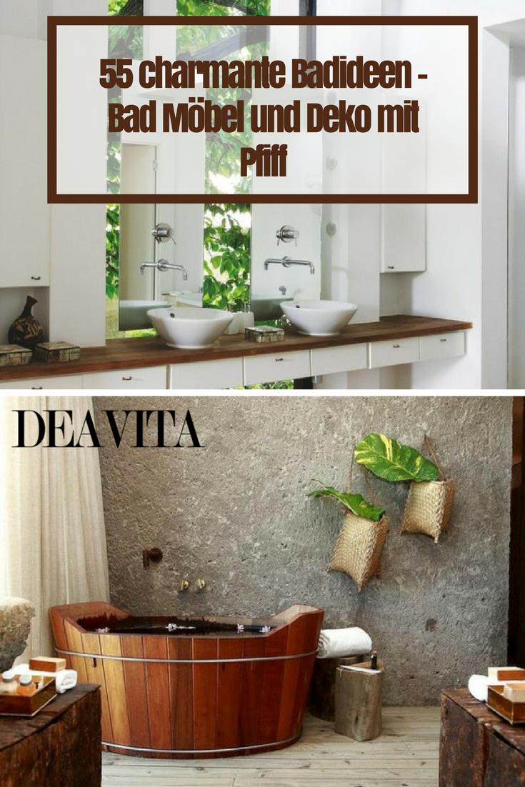 Kombinierbare Bad Möbel und Deko verleihen dem Raum Individualität ...