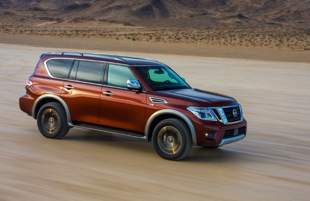 2019 Nissan Patrol New Design Hybrid System With Images
