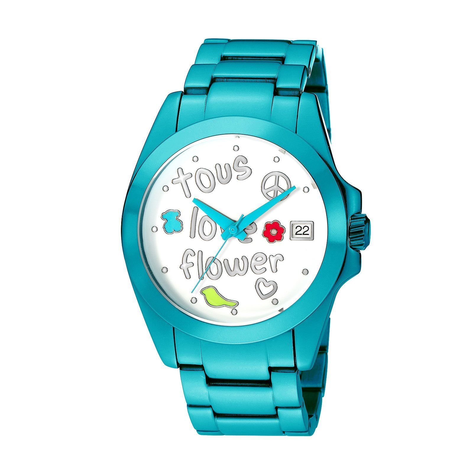 TOUS Drive Aluminio watch | Relojes! Watches! | Watches ...