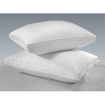 Alwyn Home Gel Fiber Pillow Size Queen Pillows Goose