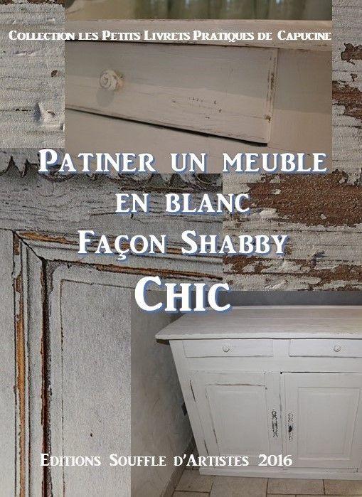 Patiner Un Meuble En Blanc Patiner Un Meuble Shabby