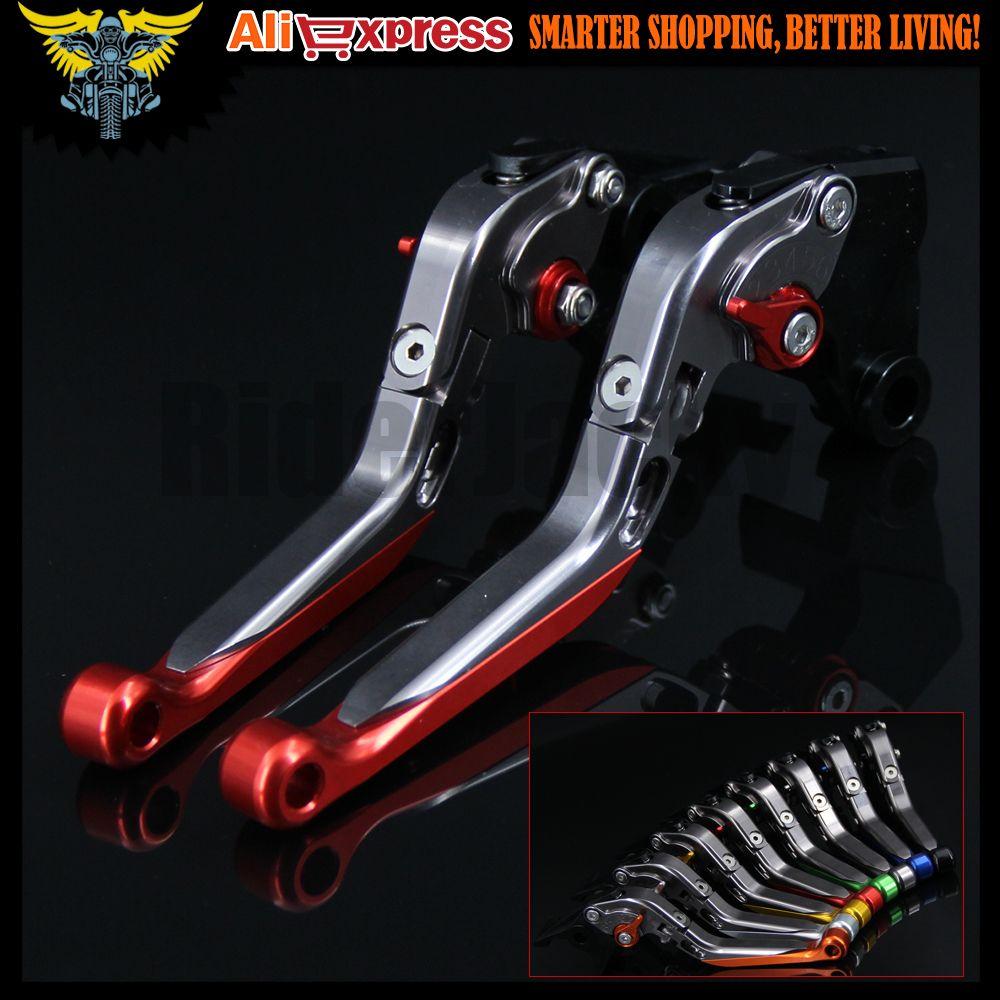 Auto Parts & Accessories Fit Kawasaki Z800 2013 2014 2015 2016 Extendable Folding Brake Clutch Levers