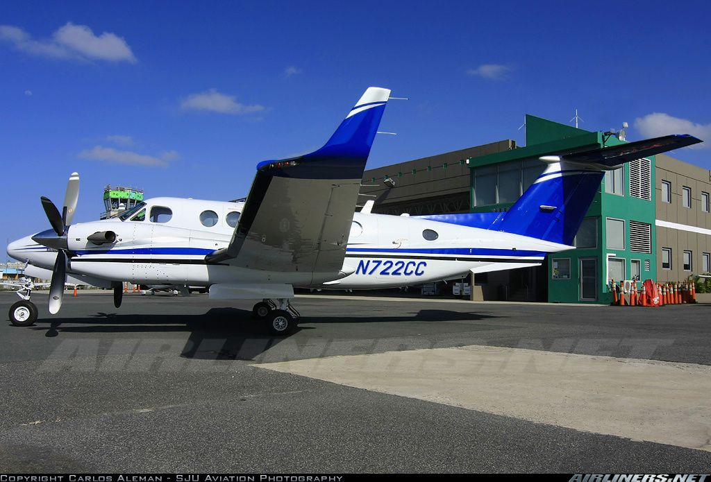 Beech Super King Air 350 aircraft picture Aircraft