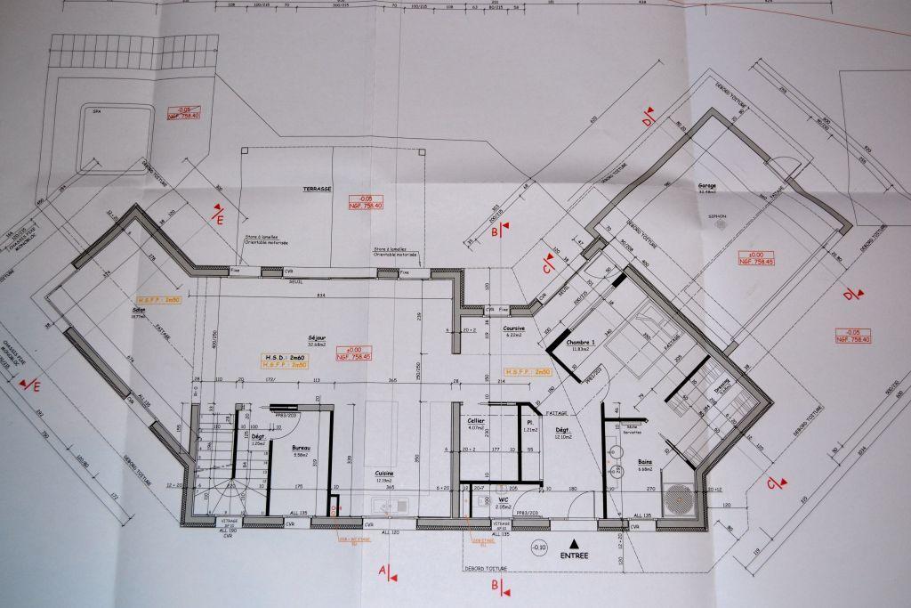 Plan De Maison Plein Pied En V 22 Pinterest Architecture