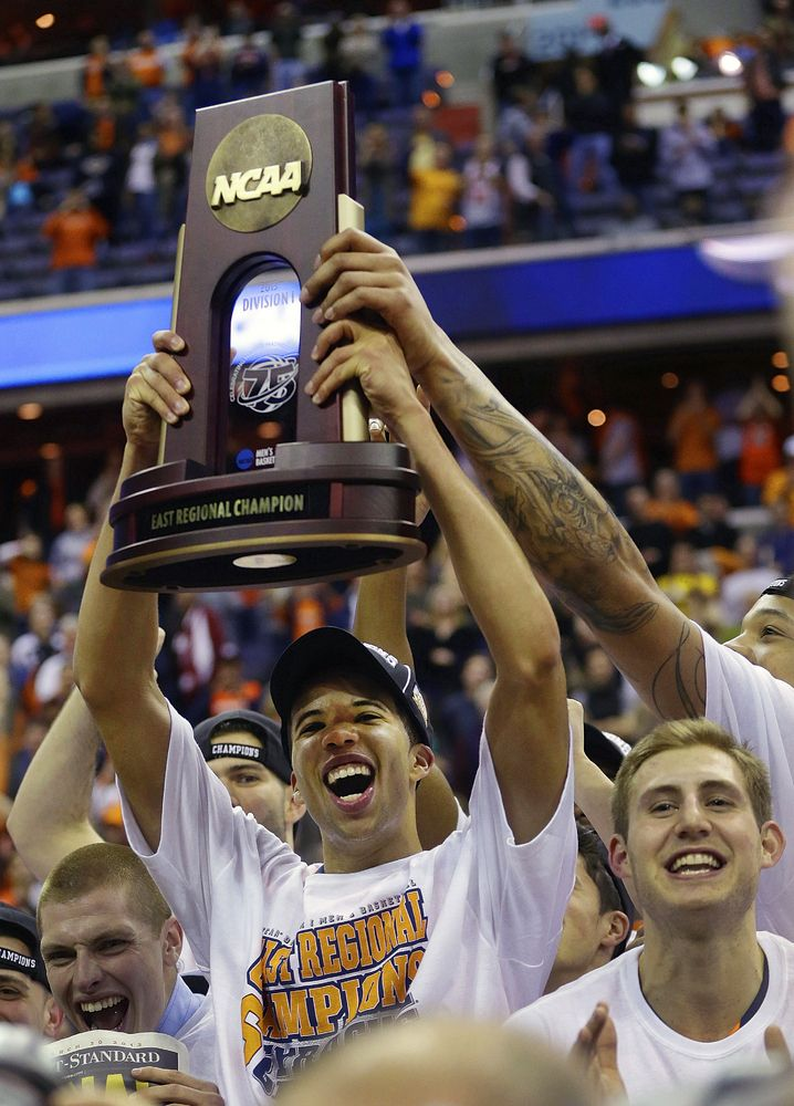 Final Four Bound Ncaa March Madness Michael Carter Syracuse Basketball