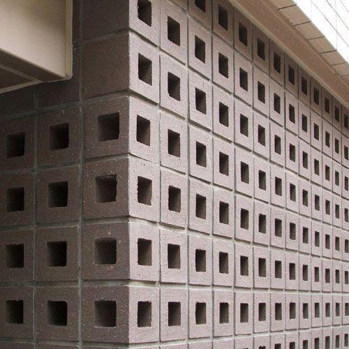 Pin By Vamos Architects On Partitions Breeze Blocks Concrete Blocks Brick Masonry