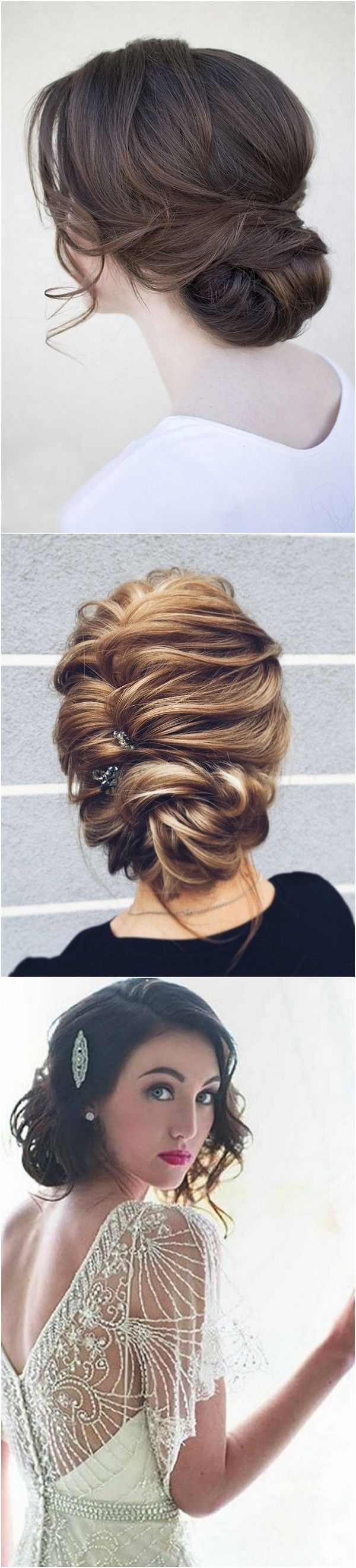 Vintage wedding hairstyles wedding hairstyles pinterest