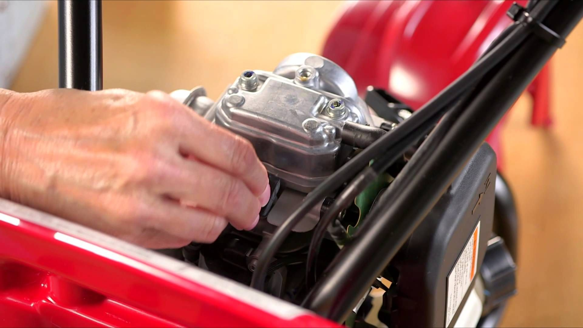 Honda fg110 changing the spark plug honda tillers