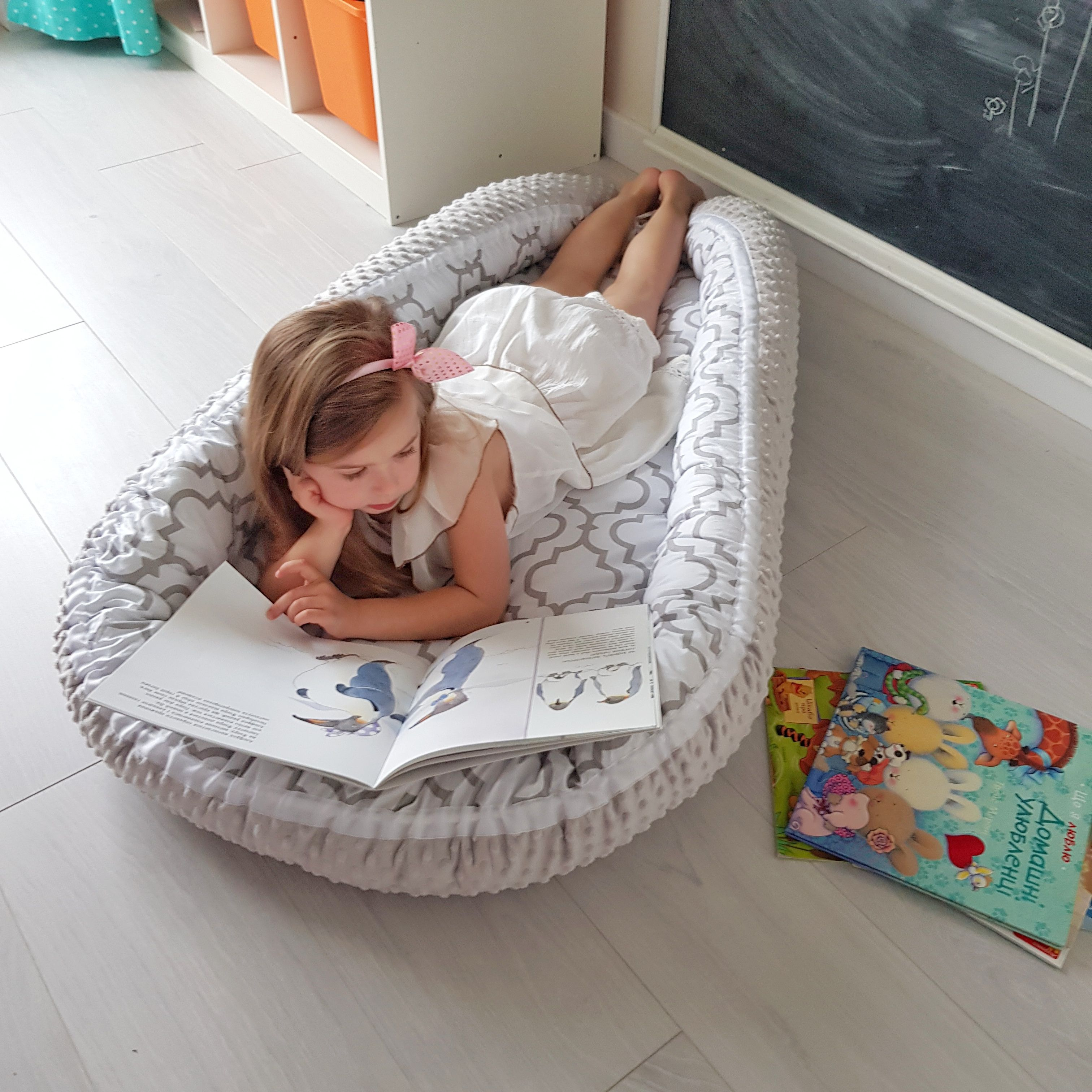 Moroccan Toddler Nest Arabian Nights Baby Shower Gift Morocco