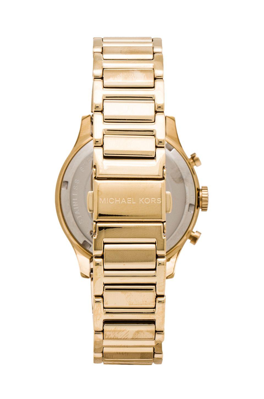 0085ee275967 Reloj MK5910 - Reverso del Reloj.