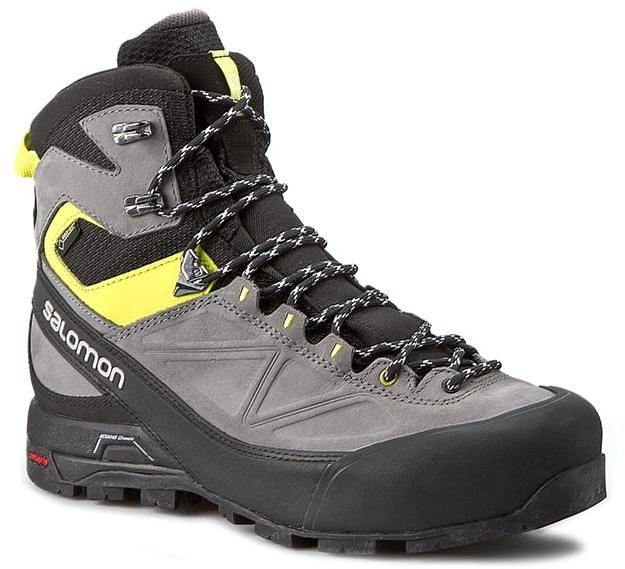 Salomon Chaussures X Alp Mtn Gore Tex® Black Pearl Grey