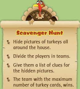 Thanksgiving games for adults thanksgiving holidays and for Thanksgiving activities for adults