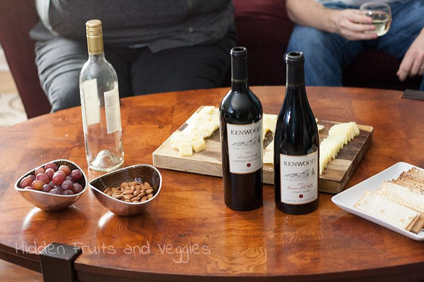 An Evening of Wine + Friends with Kenwood Vineyards, plus help end hunger with a donation to WhyHunger #ShareYourTable #MC #sponsored