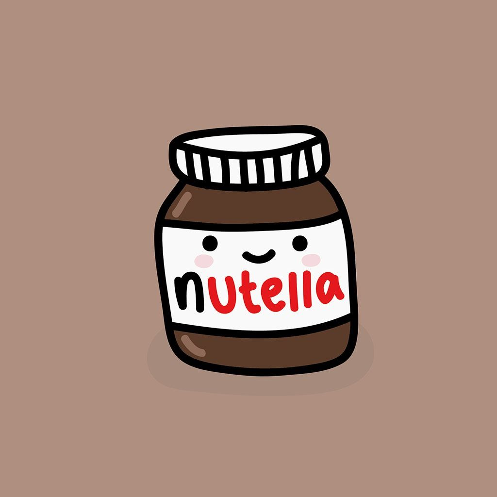 Nutella is happiness