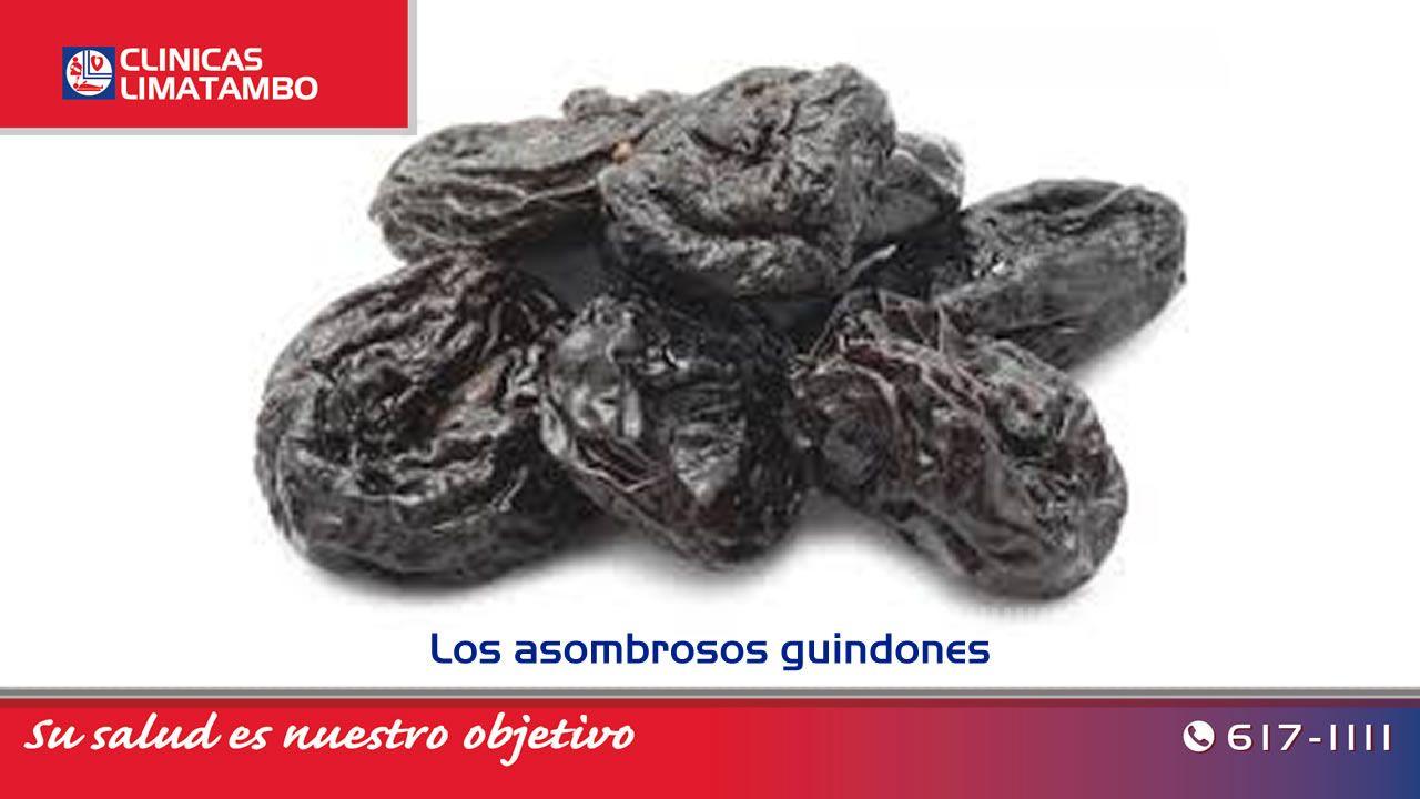 Es cierto que los guindones son muy ricos en fibra soluble, pero esto solo explica en parte su efecto laxante http://goo.gl/wyDeS3