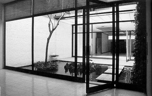 Rockefeller Guest House For Abby Aldrich Rockefeller New York City 1950 Byvanie