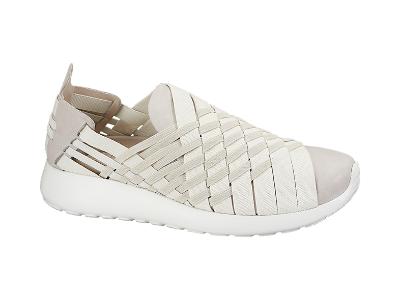 Nike Course Roshe Tissé De Chaussures Pour Femmes