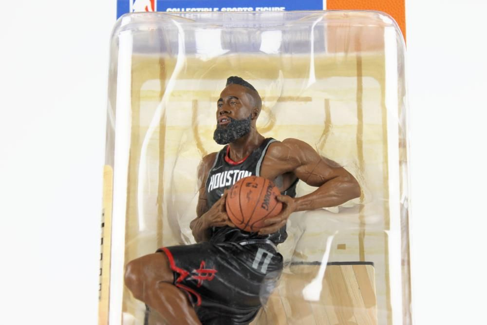 869ca9da58f  transformer NBA Sportspicks Series 31 James Harden (Houston Rockets) All  Star Collector Level