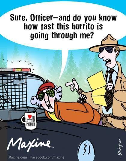 Pin By Dale O On Maxine Cartoon Jokes Maxine Girl Humor