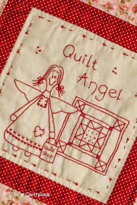 Ellie's Quiltplace: ...