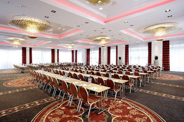 Bildergalerie Ramada Hotel Berlin Alexanderplatz Hotel Berlin Tagungsraum Hotel