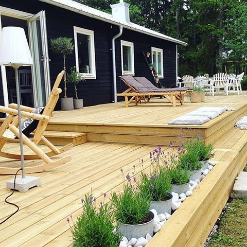 Pin by Madalena on Patio in 2018 Pinterest Garden, Backyard and Deck