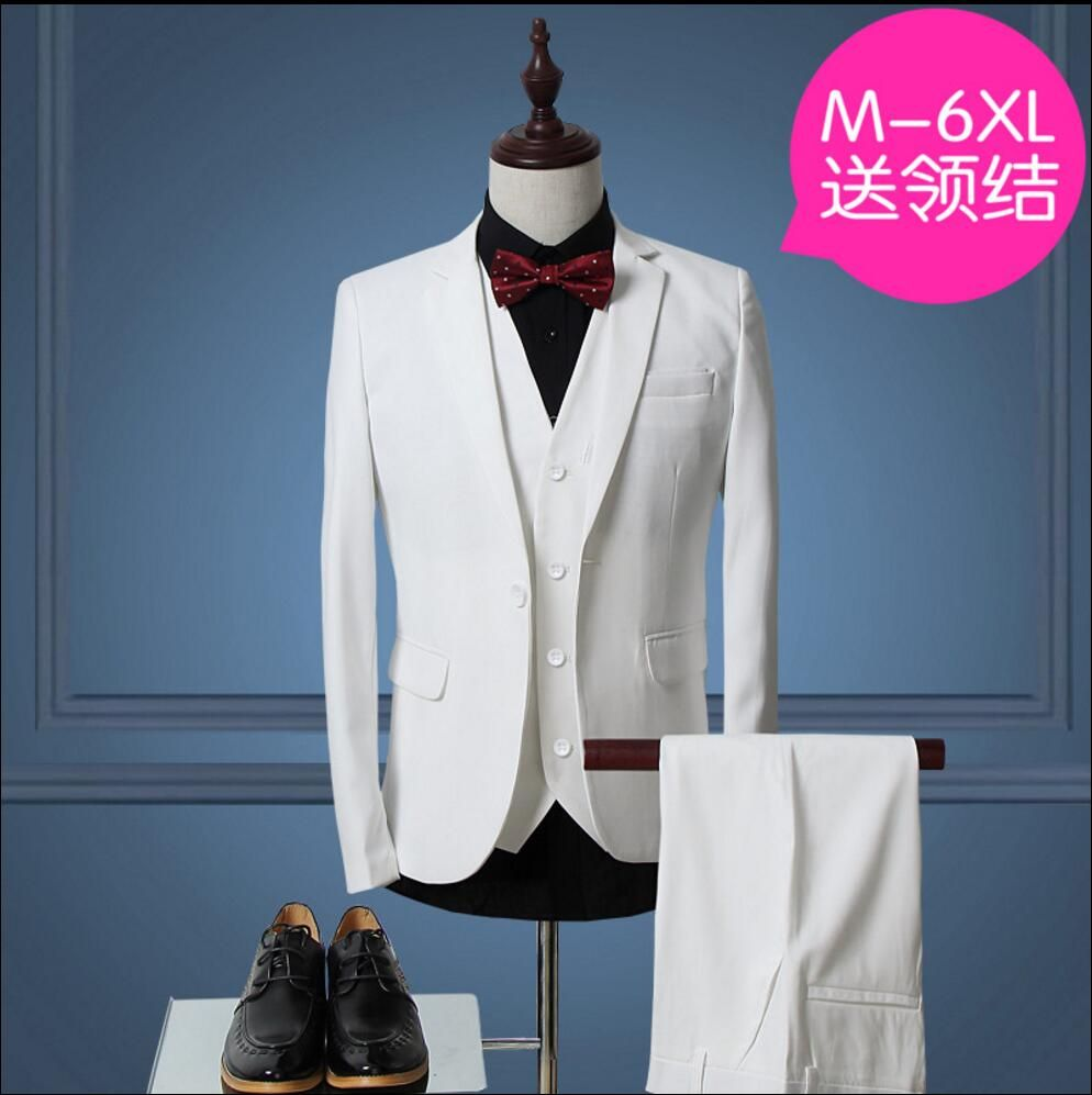 Free shipping buy best jacketpantsvest spring singer men suit