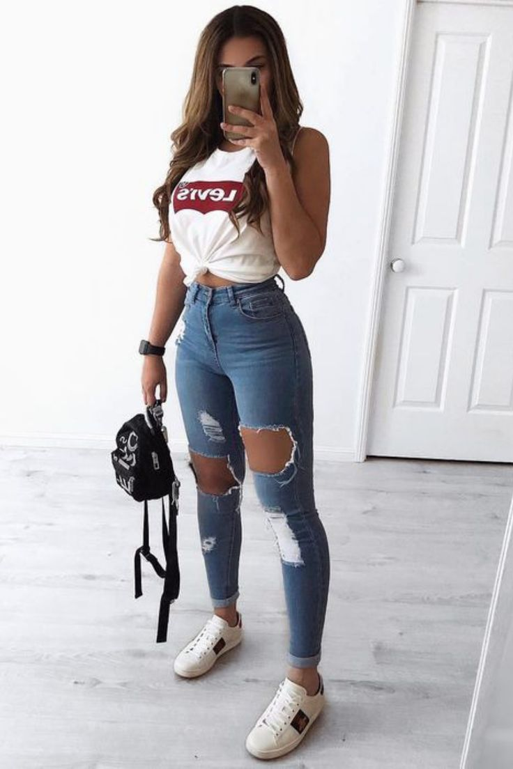 What Shoes to Wear With Jeans – Healthy Blab