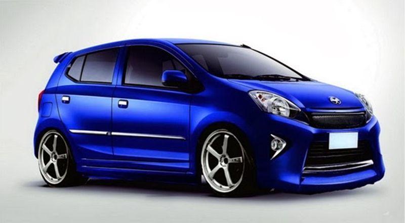 Pin Di Toyota Agya