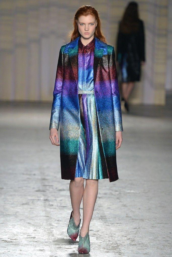 Milan Fashion Week Fall 2014 | Fashion | Pinterest
