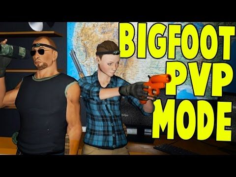 nice Finding Bigfoot - PVP BIGFOOT HUNTING GAME MODE