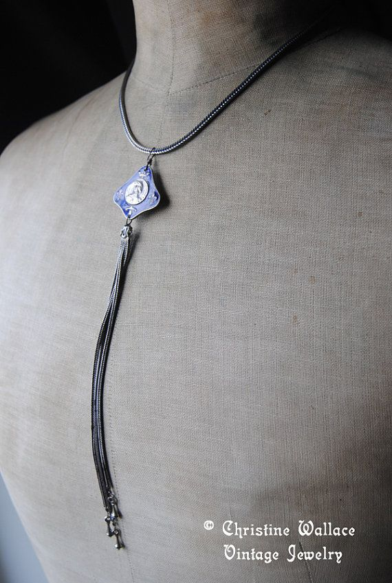 Hey, I found this really awesome Etsy listing at https://www.etsy.com/listing/223682715/jeanne-d-arc-tassel-lariat