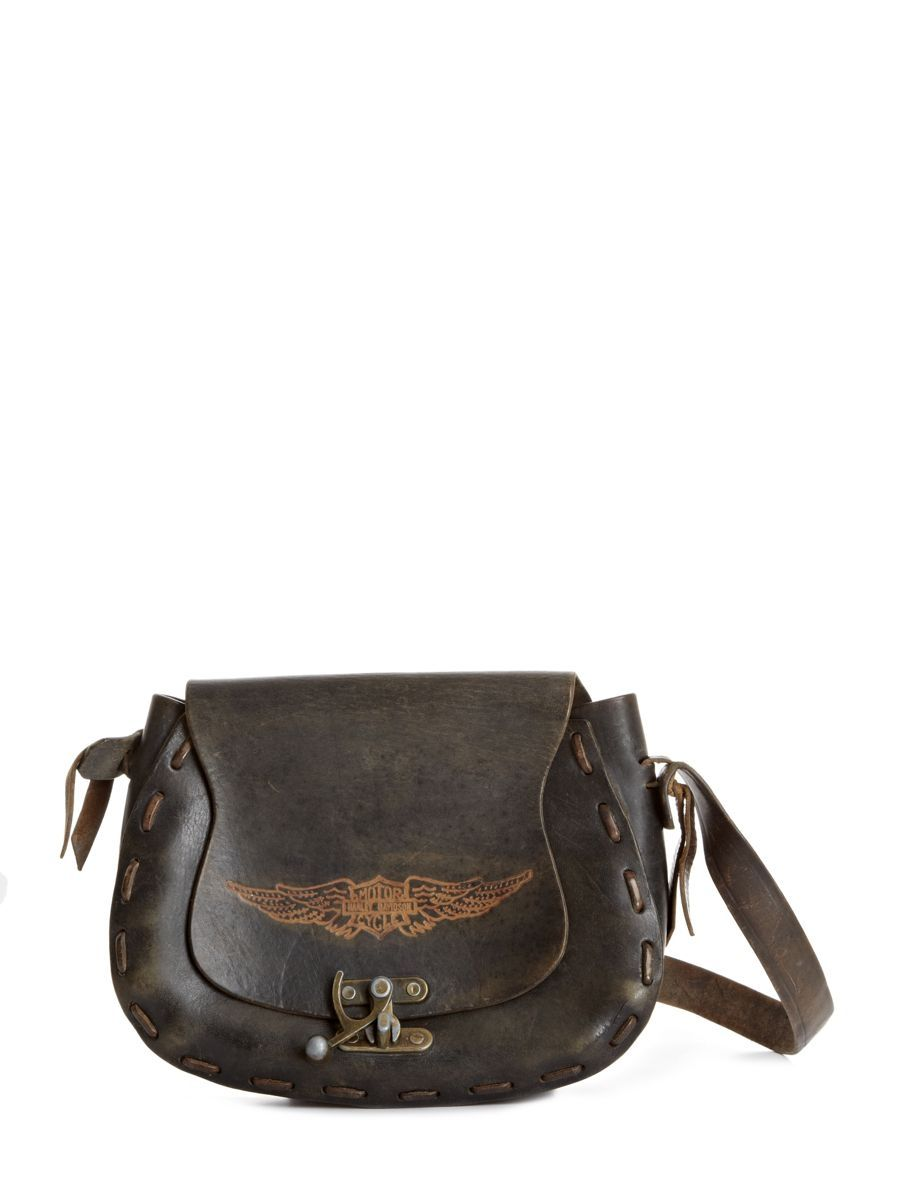 Harley Davidson Leather Purse $35 on Niftythrifty.com