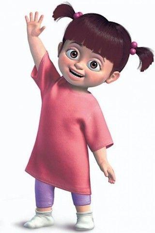 Free Boo Iphone Wallpaper Pixar Characters Monsters Inc Characters Monsters Inc