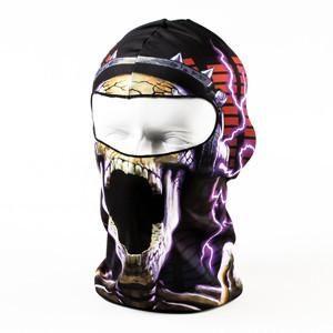 010ed24764a Brand 3D Cycling Bicycle Sports Outdoor Ski Snowboard Motorcycle Skull. Skull  Cap HelmetFull Face MaskFace ...