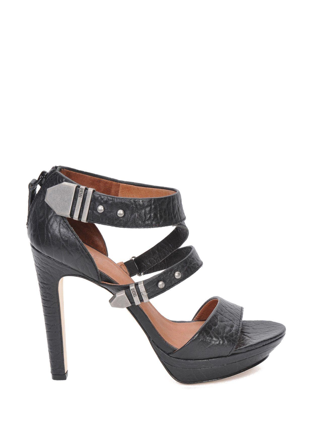 Christian Louboutin Blue Suede Harler 100 sandals | Browns