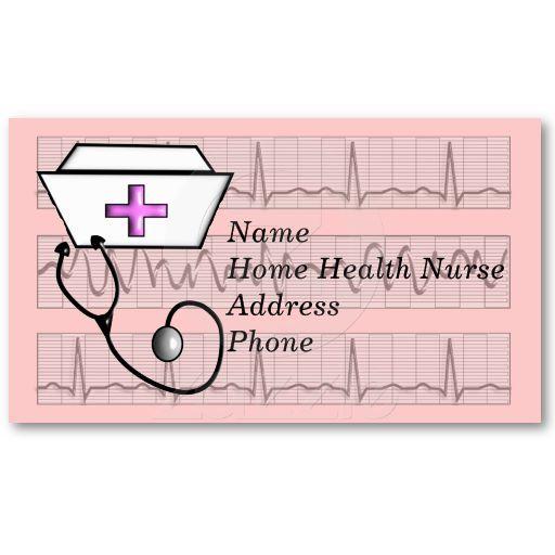 Registered nurse business cards pinterest business business registered nurse business cards colourmoves