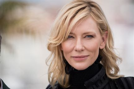 Carol Photo promotionnelle Cate Blanchett What? in