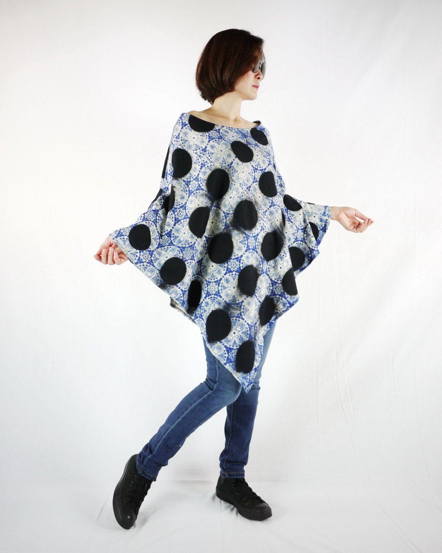 Chic Modern Casual Oversize Off Shoulder Asymmetrical Hem