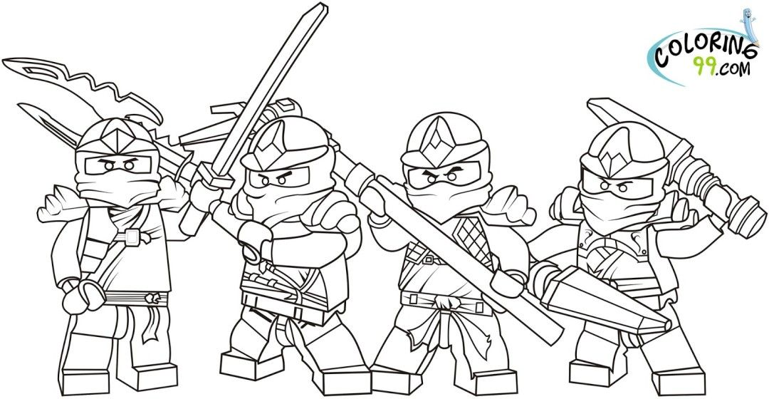 Lego Friends Coloring Pages For Girls Lego Ninjago Coloring Pages