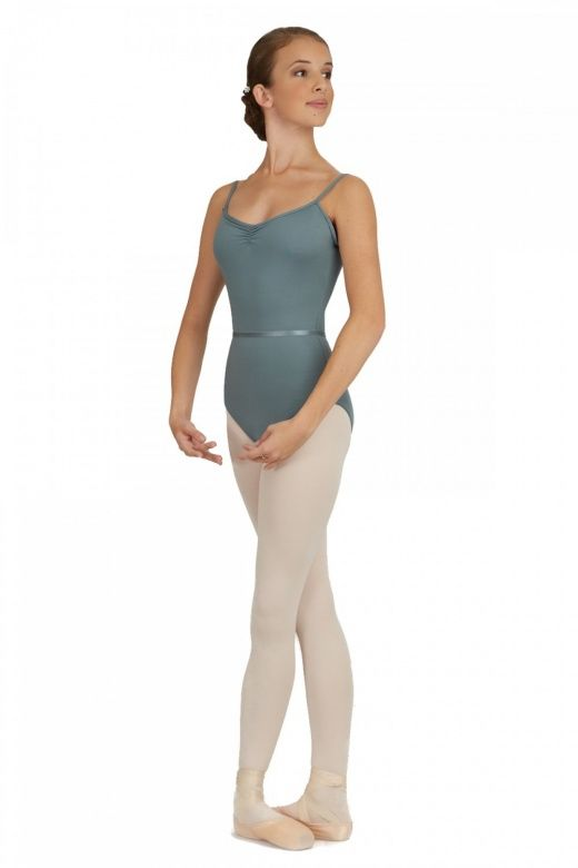 9cd767a3c Capezio Ladies Pinched-Front Camisole Leotard from Dancewear Central ...