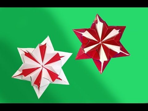 Amazing origami flower star 3d paper flower great ideas for decor amazing origami flower star 3d paper flower great ideas for decor youtube mightylinksfo Images