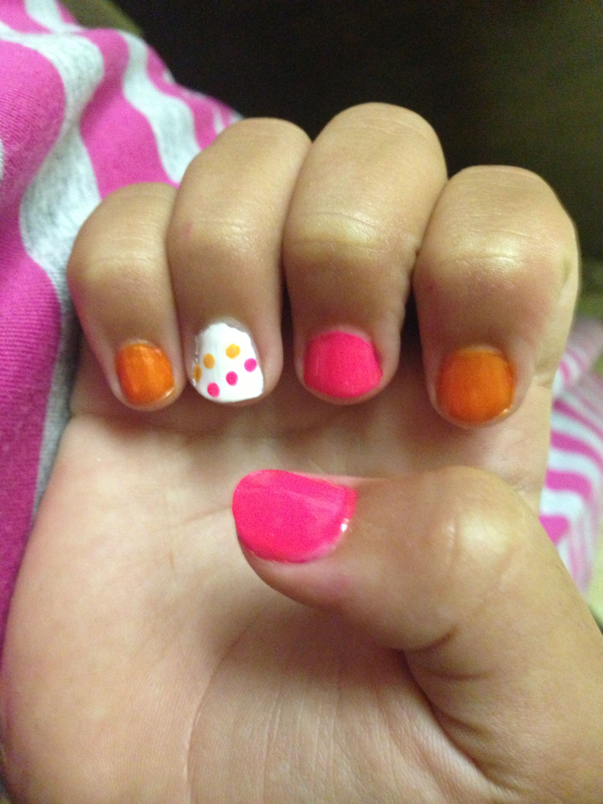 Little Girl Nails