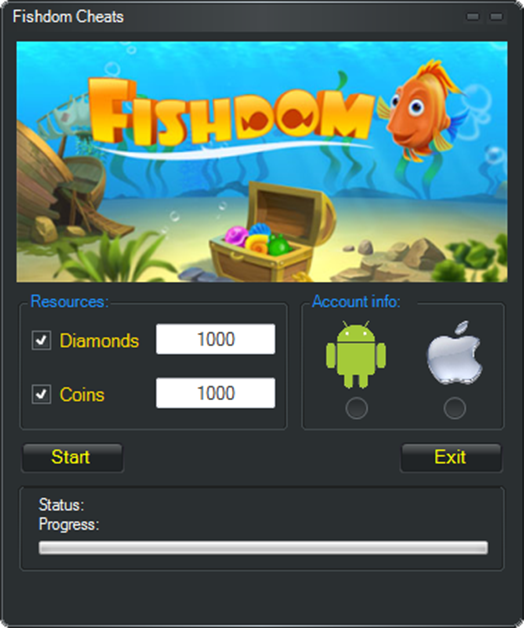 Fishdom Hack 2019 100% working!! Fishdom cheats Fishdom free ...