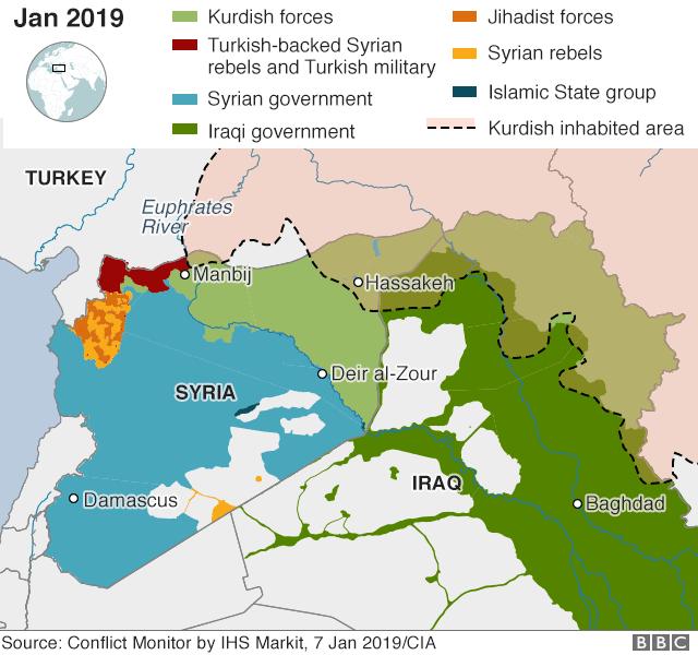 Trump threatens Turkey over Syria\'s Kurds | Syria, Turkish ...