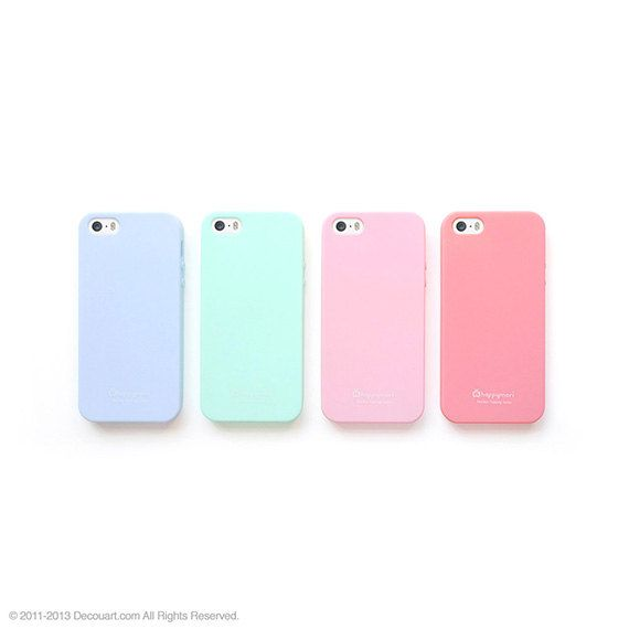 47b6df0d872 Soft Pastel cases for iPhone 6 / 6 Plus / 5s / 5C / SE Soft Pastel ...