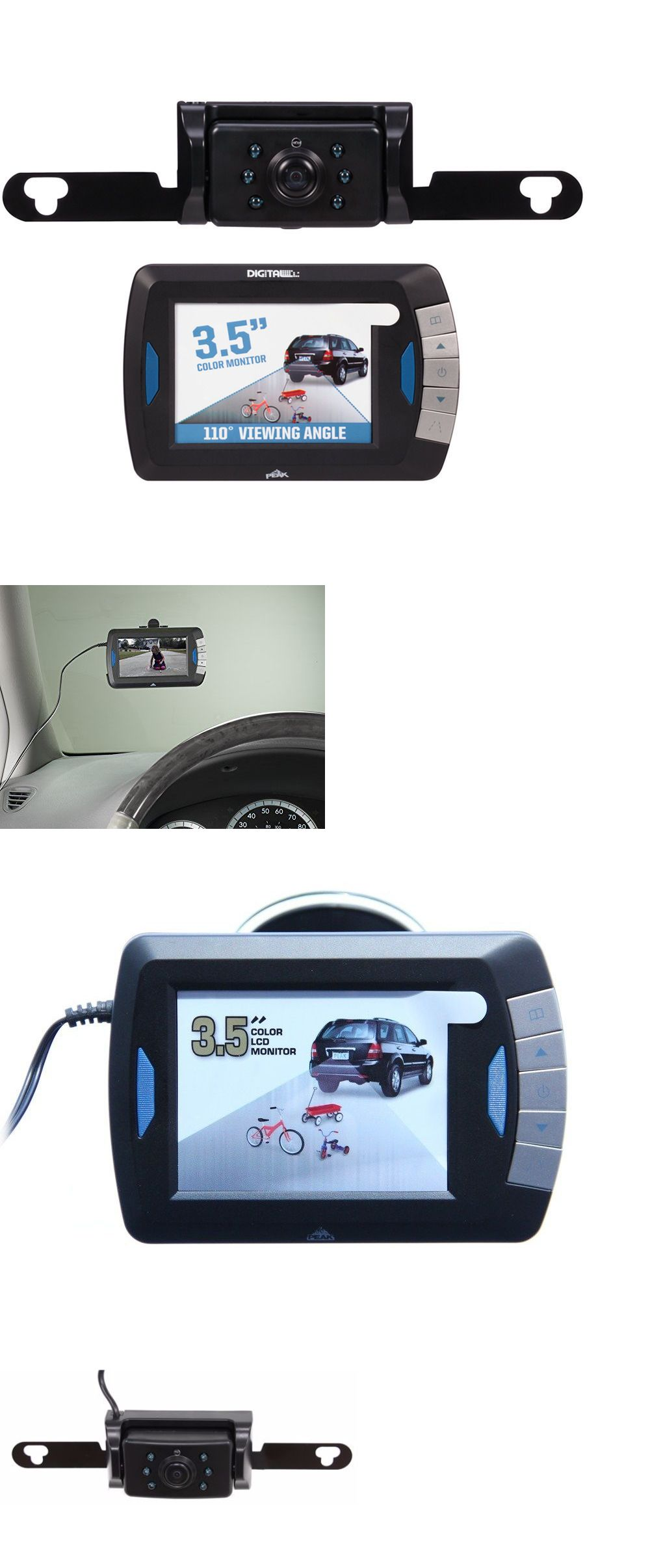 Generous Peak Wireless Backup System Images - Electrical System ...